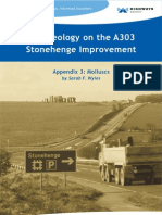 Molluscs - Archaeology on the A303 Stonehenge Improvement