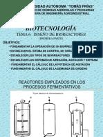 Diseno de Biorreactores