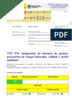 [artículo] Integración de sistemas de gestión