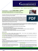 Service Level Agreements - Why When and How 27 Feb 2013