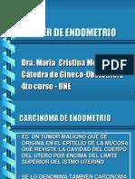 Cancer de Endometrio-20O8