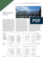 Detail - Lacaton & Vassal - University Grenoble, France (Architecture)