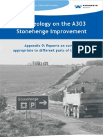 Surveys - Archaeology on the A303 Stonehenge Improvement