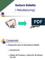 Manufactura Esbelta (Lean Manufacturing)