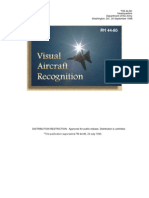 US ARMY Visual Aircraft Recognition Field Manual