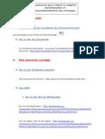 révision mondialisation 2008-2009
