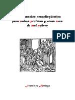 Francisco Arriaga - Programación neurolingüística para falsos profetas y otras aves de mal agüero