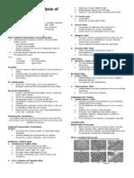 AUB - Microscopic Analysis of Urine