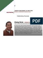 Xiang Siow