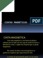 CINTAS MAGNÉTICAS