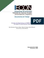 Aranceles Importaciones Mercosur