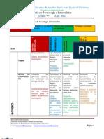 Guía para grado 9º tecnología e Informática 2013
