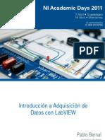 Taller Practico Introduccion a Labview y Mediciones Computarizadas