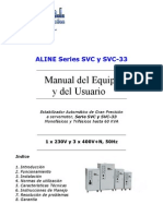 Manual Estabilizador Svc y Svc-33