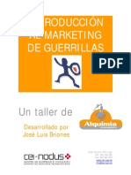 Introducción al marketing de guerrillas