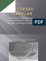 Decoesão Lamelar