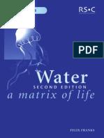 Water - A Matrix of Life.pdf