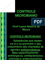 Controle Microbiano