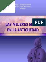 Libro Mujeres Mayas en La Antiguedad