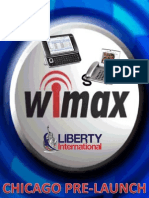 WiMax Chicago - Power Point Presentation by JR