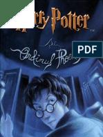 Rowling, j.k. - [Harry Potter] 05 Harry Potter Si Ordinul Phoenix In Limba Romana