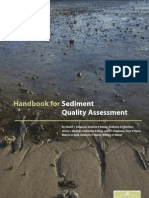 Handbook for Sediment Quality Assessment
