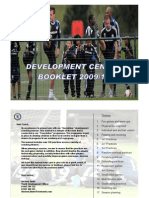 Chelsea FC Development Centre Training Manual