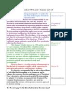 Greenheart CS Executive Summary analysed