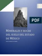 Minerales y rocas del suelo del estado de México