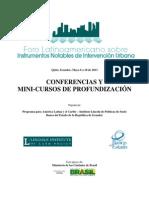 1553_Conferencias y Mini-Cursos Foro Latinoamericano