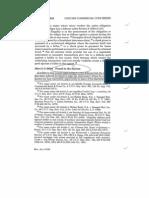 UCC 3-305 Fraud in the Factum