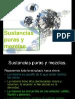 Sustancias Puras y Mezclas1