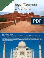 Heritage Touris                                       m in India.35
