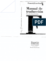 Completo Manual de Traduccion Frances Castellano