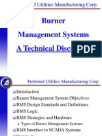 Burner Management Systems - A Technical Discussion