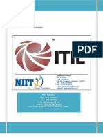 ITIL 2011 Foundation Blended Program