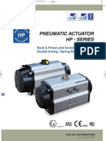 7. HP Pneumatic Actuators