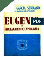 Eugenio o proclamación de la primavera