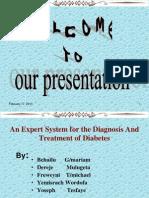 Diabetes Expert System