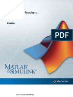 MATLAB, S-Functions