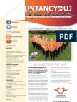 Accountancy@UJ - Newsletter - 2012