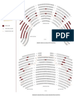 Ford's Theatre Seating Chart
