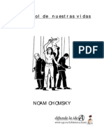 Noam Chomsky - El Control de Nuestras Vidas