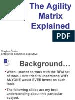 Agility Matrix Explained