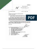 10.10.2006 BSNL CDA RULES 2006