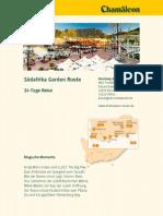 Suedafrika Garden Route