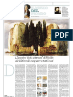 IL MUSEO DEL MONDO 8 - L'isola dei morti Di Arnold Böcklin (1880) - La Repubblica 17.02.2013
