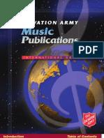 s a Music Publications Catalog
