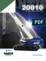 20010 Brochure cranes
