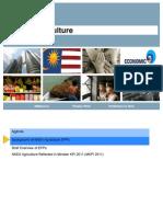 16 NKEA Malaysian New economic Model Agriculture